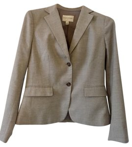 Banana Republic Work Wear Grey Blazer