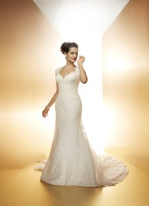 Matthew Christopher Violet Wedding Dress