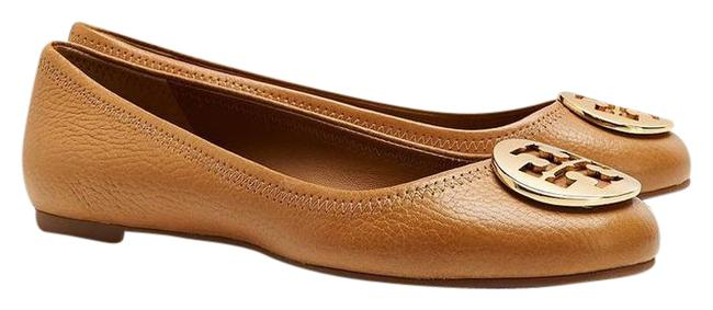 Item - Royal Tan Reva Ballat Flats Size US 7 Wide (C, D)