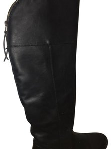 over knee boots black Boots