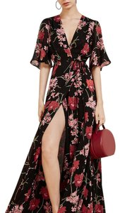 floral Maxi Dress by Reformation