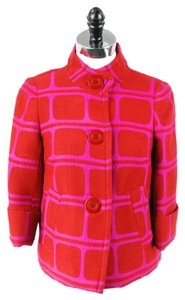 Trina Turk Wool Pea Coat