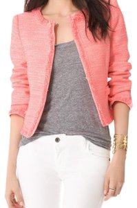 Alice + Olivia Pink, White Jacket