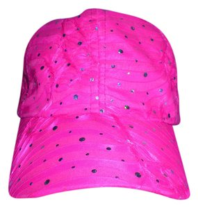 Something Special Hot Fuscia Pink Lady's Baseball Cap