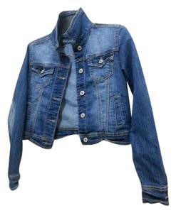 Maurices Womens Jean Jacket