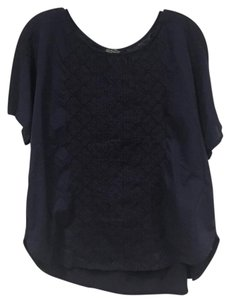 Lucky Brand T Shirt Blue, Black