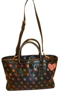Dooney & Bourke Refurbished Monogram Cross Body Bag