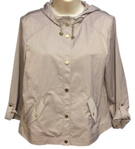 Chico's Tibet taupe Jacket