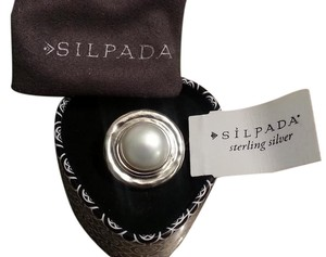 Silpada New Silpada Sterling Silver Pure Romance Ring with felt bag