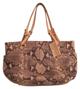 Michael Kors Tote in Brown and tan