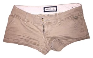 abercrombie kids Mini/Short Shorts khaki