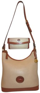 Dooney & Bourke Refurbished Leather Wallet Set Shoulder Bag