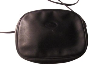 Longchamp Excellent Vintage 'sling' Style Great For Essentials Petite But Roomy Cross Body Bag
