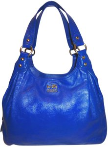 Coach Refurbished Leather X-lg Lined Hobo Bag