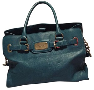 MICHAEL Michael Kors Satchel in Teal