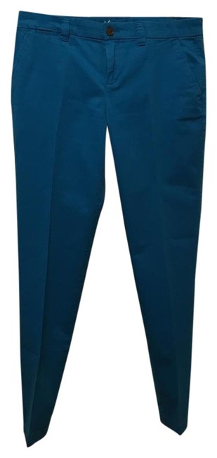 Item - Blue Khakis Pants Size 4 (S)