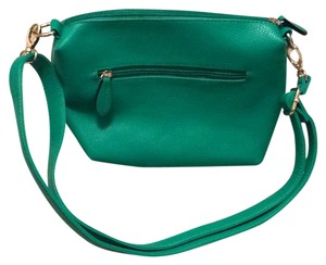Other Satchel in emerald green