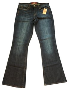 Lucky Brand Boot Cut Jeans-Dark Rinse