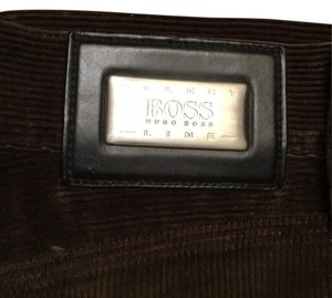 Hugo Boss Trouser Pants Brown
