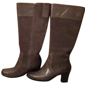 Clarks Grey/Taupe Boots