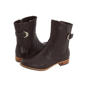 UGG Australia Ugg Leather Brown Boots