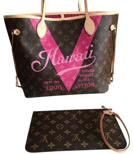 Louis Vuitton Hawaii Hawaii Neverfull Limited Edition Lv Tote