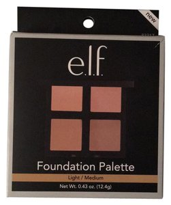 e.l.f. e.l.f foundation palette
