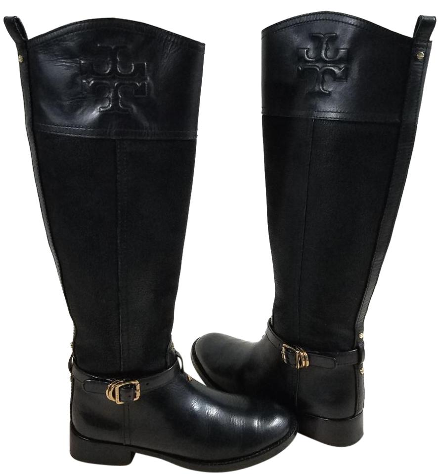 Booties Simone Boots Black Tory Burch xcf8PqqRX