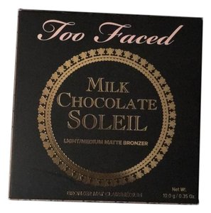 Too Faced Too faces milk chocolate bronzer