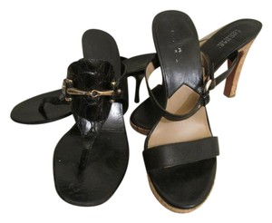 Gucci & Kors black Sandals