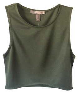 Forever 21 Top Olive