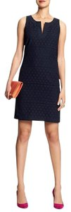 Banana Republic short dress True Navy Shift on Tradesy