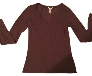 Ambiance Apparel T Shirt brown