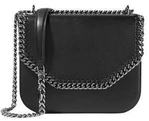 Stella McCartney Falabelle Faux Leather Iconic Classic Chain Shoulder Bag