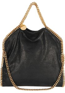 Stella McCartney Falabella Mccartney Falabella Mccartney Falabella Medium Tote in Black