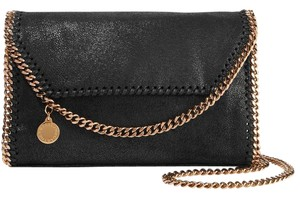 Stella McCartney New Falabella Iconic Classic Gold Chain Shoulder Bag