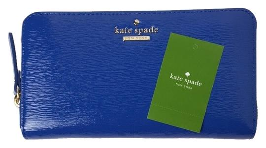 Kate Spade Kate Spade Cedar Street Patent Leather Lacey Wallet