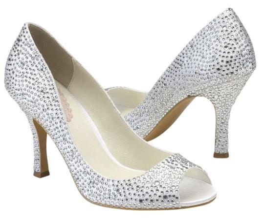 Preload https://item1.tradesy.com/images/benjamin-adams-ivory-satin-with-stones-celebrate-pink-collection-paradox-london-formal-shoes-size-us-204820-0-0.jpg?width=440&height=440