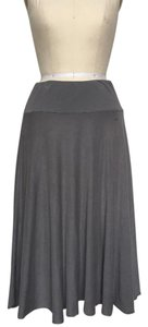 Velvet by Graham & Spencer Skirt blue grey