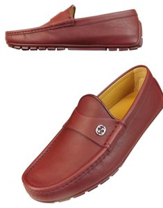 Gucci Strong Red Flats