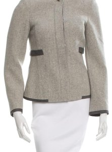 Narciso Rodriguez Narciso Rodriguez wool blend fitted jacket