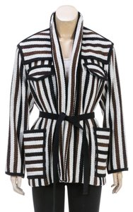 Isabel Marant Gray/Black/Multicolor Jacket