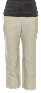 Louis Vuitton Capri/Cropped Pants Beige
