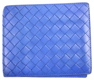Bottega Veneta Interlaced Woven Wallet 102BVA1014