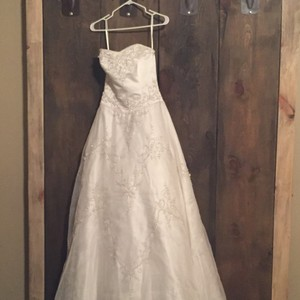 Beautiful White Wedding Dress Wedding Dress