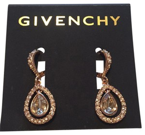 Givenchy Rose gold Swarovski element crystals