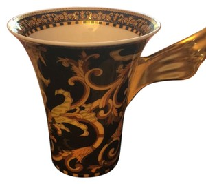 Versace versace gold coffee cup