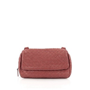 Bottega Veneta Crossbody Nappa Shoulder Bag