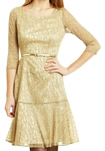 Evan Picone Romance Shimmer Dress