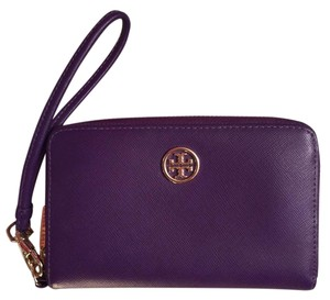 Tory Burch Wristlet in Purple